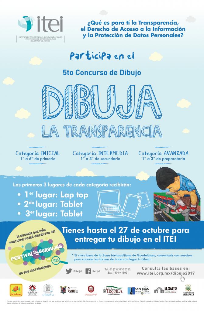 5to. Concurso Dibuja La Transparencia